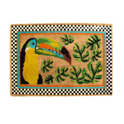Toucan Entrance Mat