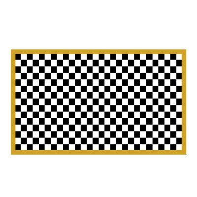 "Image for Check It Out Rug - 2'3'' x 3' 9""- Gold"