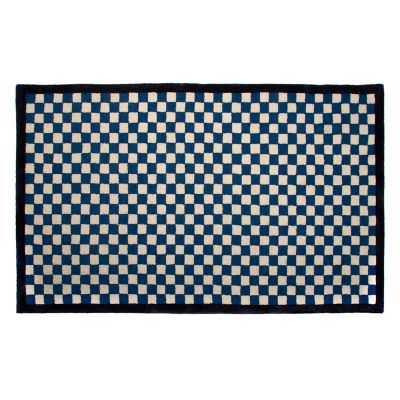 Image for Check It Out Rug - 3' x 5' - Royal