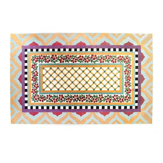 Hitchcock Field Rug - 5' x 8' image two