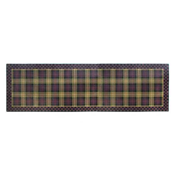 "Moonlight Garden Tartan Rug - 2'6"" x 8' Runner"