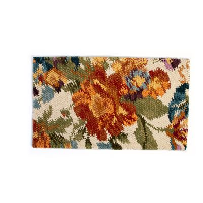 Image for Autumn Flowers Rug - 3' x 5' - Ivory