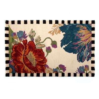 "Image for Flower Market Reflections Rug - 2'3"" x 3'9"" - Ivory"