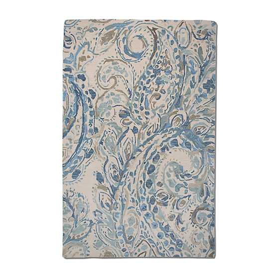 Royal Paisley Rug - 8' x 10' image two