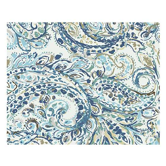 Royal Paisley Rug - 8' x 10'