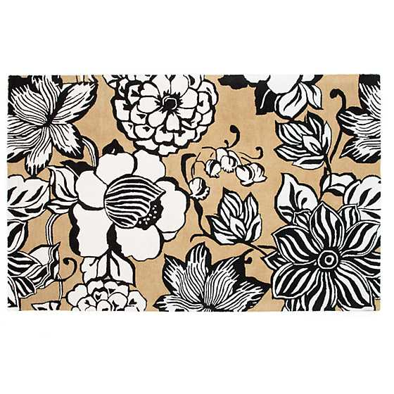 Avant-Garden Rug - 5' x 8' - Wheat image one