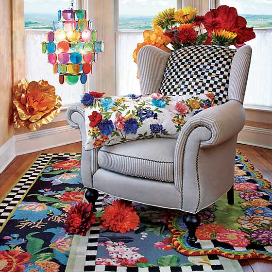 Flower Market Rug - 2' x 3' image three