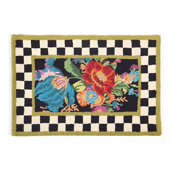 Flower Market Rug - 2' x 3' image one