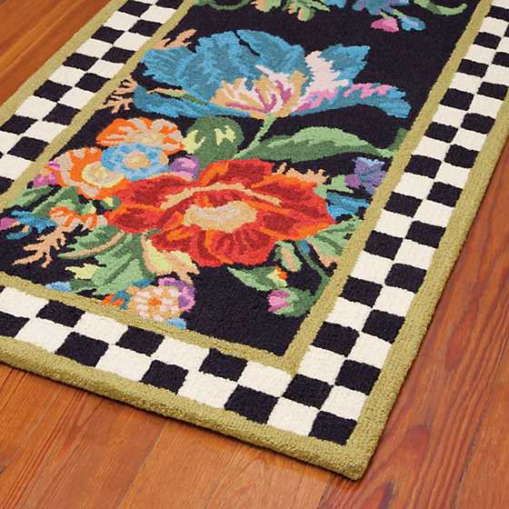 Flower Market Rug - 3' x 5' image three