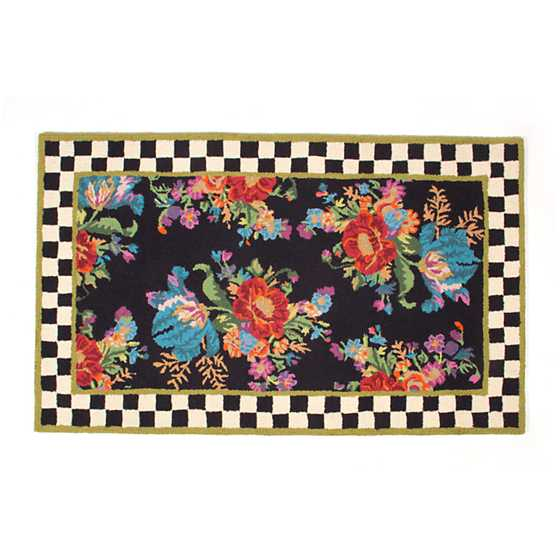 Flower Market Rug - 3' x 5' image one
