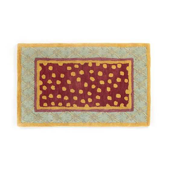 "Brighton Dot Rug - 2'3"" x 3'9"" image two"