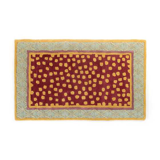 Brighton Dot Rug - 3' x 5' image one