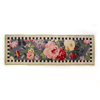 "Tudor Rose Rug - 2'8"" x 8' Runner"