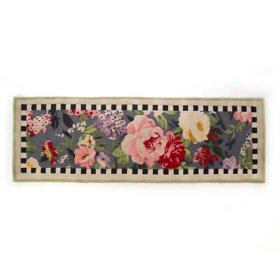 "Tudor Rose Rug - 2'8"" x 8' Runner image one"
