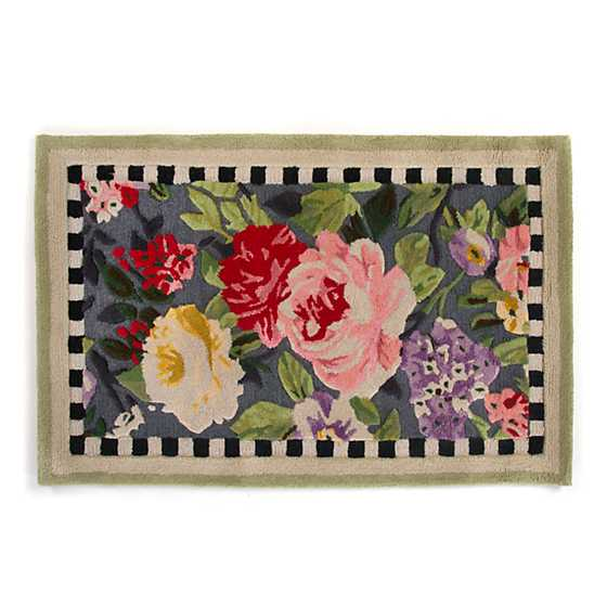 Tudor Rose Rug - 3' x 5' image one