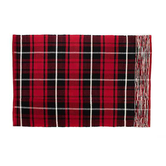 Marylebone Plaid Rug - 3' x 5' image two