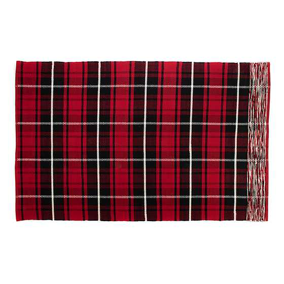 Marylebone Plaid Rug - 5' x 8' image one