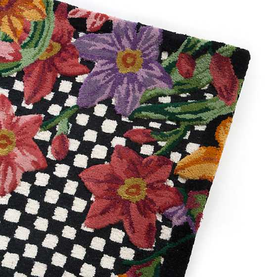 "Courtly Floret Rug - 2'3"" x 3'9"" image three"