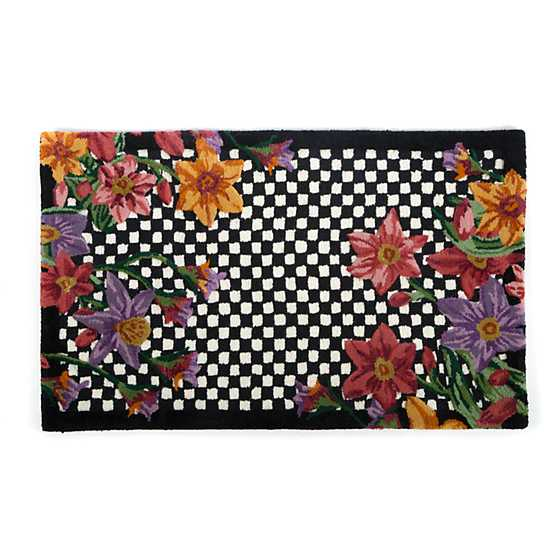 "Courtly Floret Rug - 2'3"" x 3'9"""