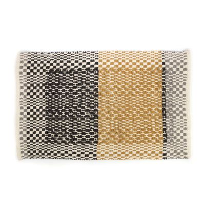 Color Block Rug - Gold - 3' x 5'