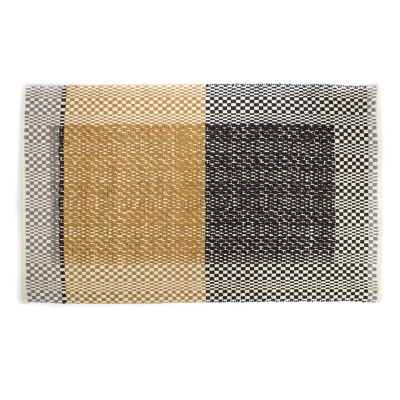 Color Block Rug - Gold - 5' x 8'
