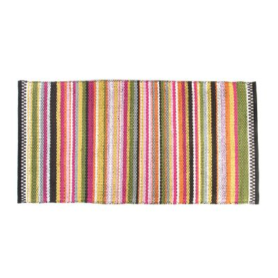 Think Pink Stripe Rug - 3' x 5'