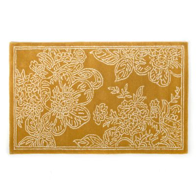 Wild Rose Rug - 3' x 5' - Wheat