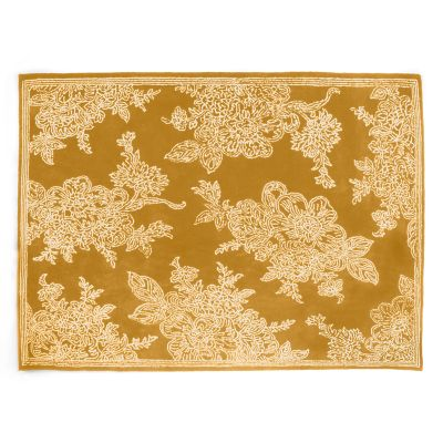 Wild Rose Rug - 8' x 10' - Wheat