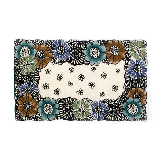 "Jardin Rug - 2'3"" x 3'9"" image two"