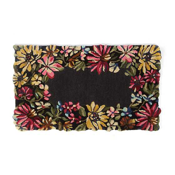 "Butterfly Garden Rug - 2'3"" x 3'9"" image two"