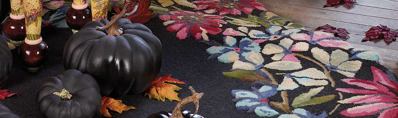 Butterfly Garden Rug - 3' x 5' Banner Image