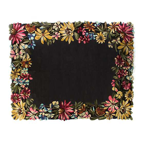 Butterfly Garden Rug - 8' x 10' image two