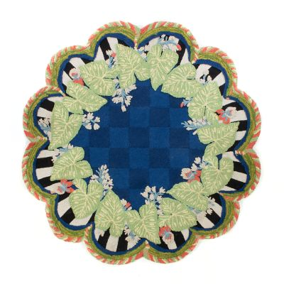 Zanzibar Indoor/Outdoor Rug - 6' Round