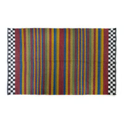 Kasbah Stripe Indoor/Outdoor Rug - 5' x 8'