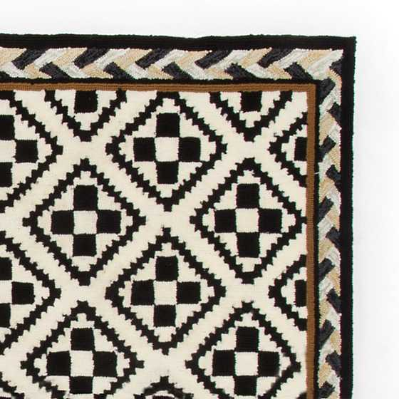 "Courtyard Outdoor Rug - 2'6"" x 8' Runner image three"
