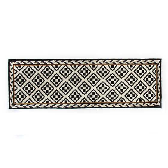 "Courtyard Outdoor Rug - 2'6"" x 8' Runner"
