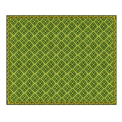 Image for Courtyard Zanzibar Indoor/Outdoor Rug - 8' x 10'