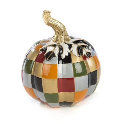Patchwork Pumpkin - Mini