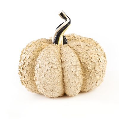 Autumn Harvest Pumpkin - Ivory