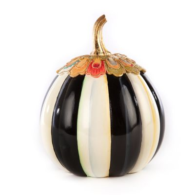 Aurora Stripe Pumpkin - Small