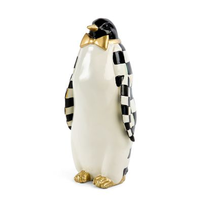 Courtly Check Tabletop Penguin