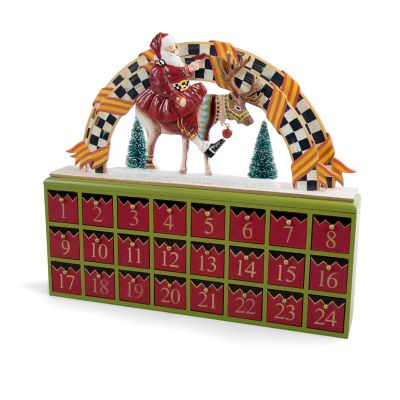 Olde Time Santa Advent Calendar