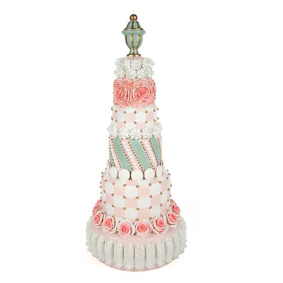 Rosebud Tier Cake image one