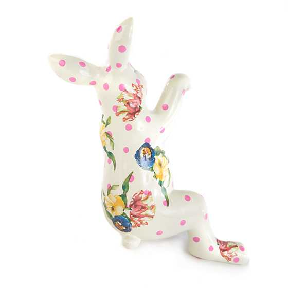 Funny Bunny - White image four
