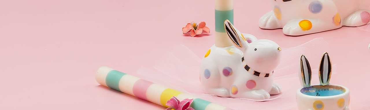 Dotty Candle Holder Banner Image