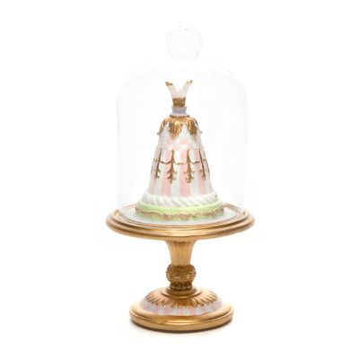 Pastel Confections Petite Cake Cloche - Pink