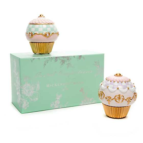 Pastel Confections Keepsake Cupcakes - Set of 2 image four
