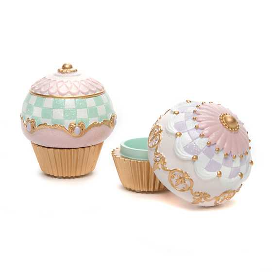 Pastel Confections Keepsake Cupcakes - Set of 2 image three