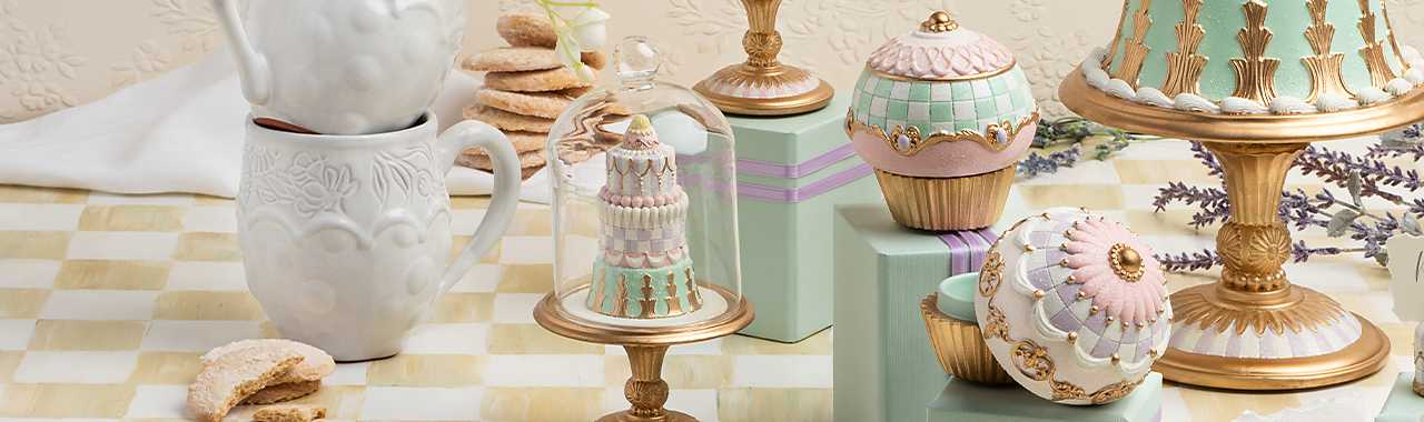 Pastel Confections Keepsake Cupcakes - Set of 2 Banner Image