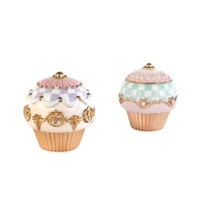 Pastel Confections Keepsake Cupcakes - Set of 2